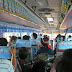 Busfahrt ohne AC bei 35°C ohne zu öffnende Fenster und mit vollgestelltem Mittelgang. Was ein Spaß :-)