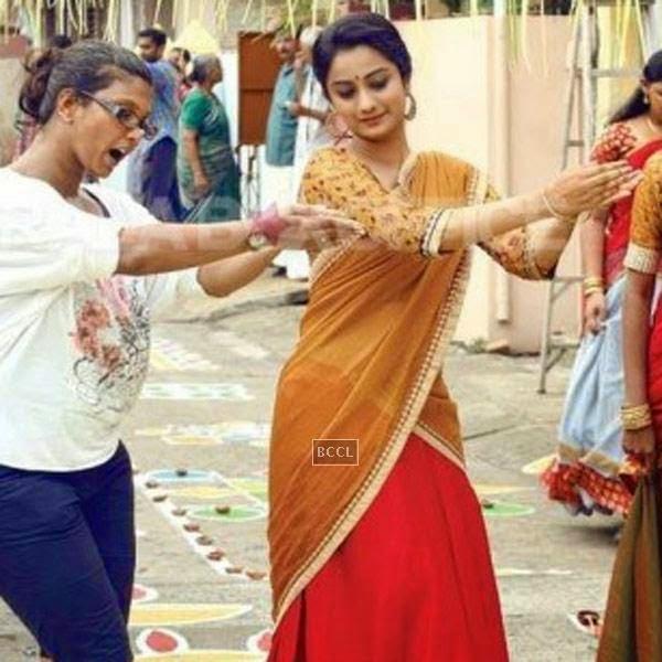 A still from the Malayalam film Vikramadithyan.