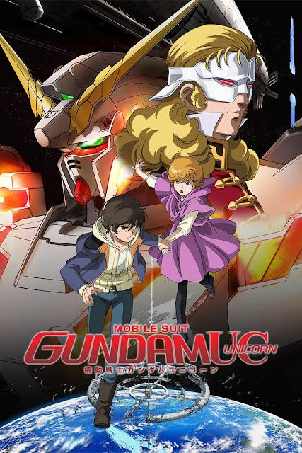 Mobile Suit Gundam UC (Unicorn)