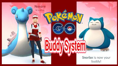 Sudah cukup usang Niantic tidak melaksanakan  Cara Kerja Pokemon Buddy System di Pokemon Go
