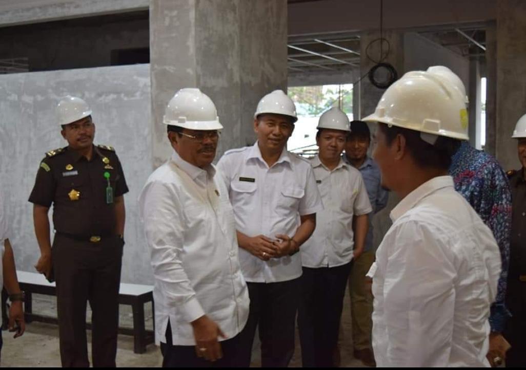 Kegiatan Satuan Kerja Penyedian  Perumahan provinsi lampung
