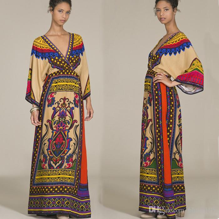 African Dresses Styles To Have A Modern Pretty Look 10