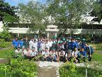 Đoàn trường Cao đẳng Cộng đồng Vĩnh Long phát động ra quân Chiến dịch tình nguyện Mùa hè xanh năm 2016