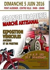 20160605 Pont-Audemer