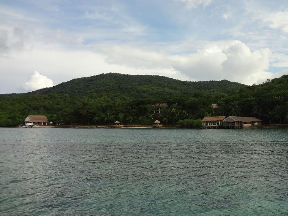 Chindonan Island Resort, Palawan, Philippines.