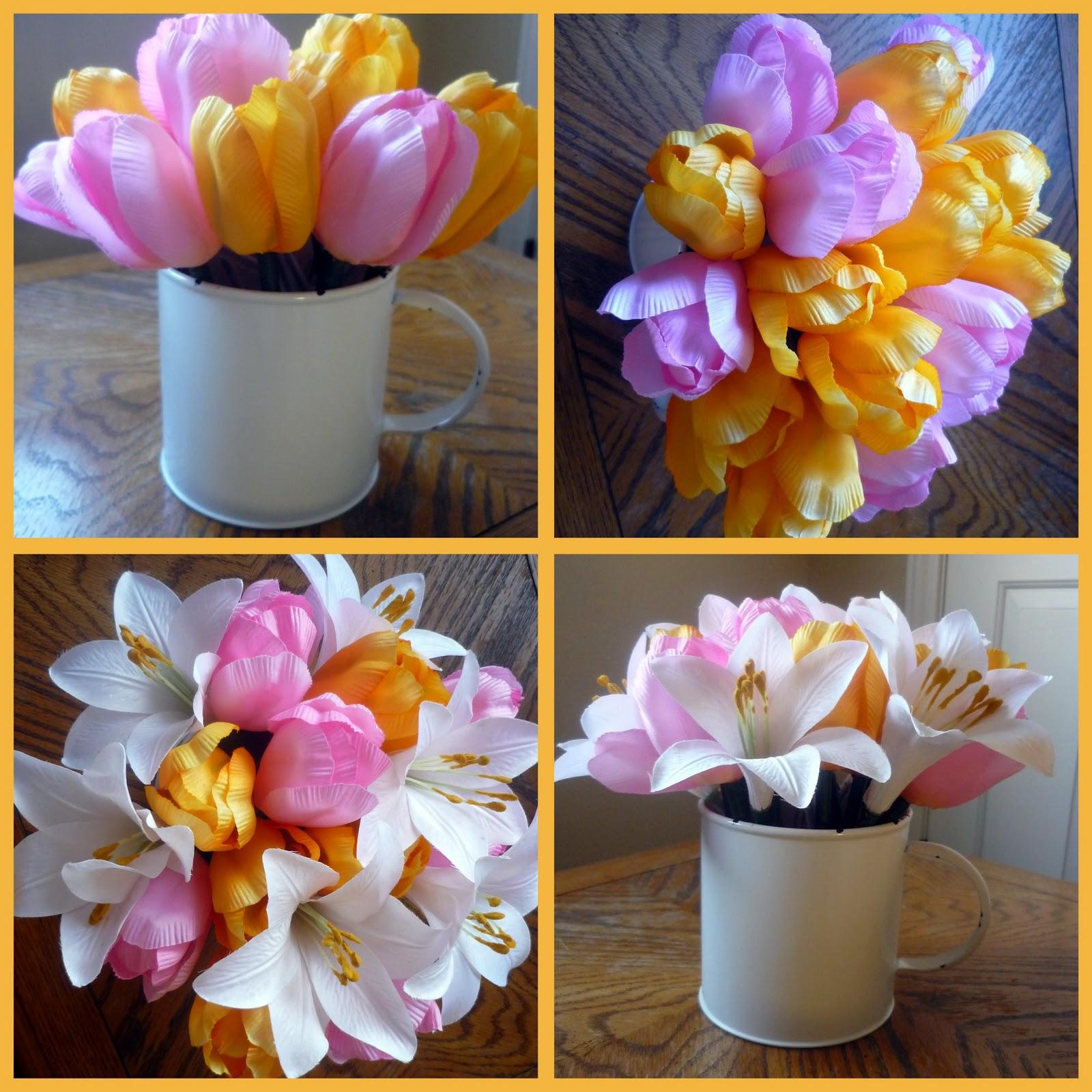 Snips & Spice: Flower Pens