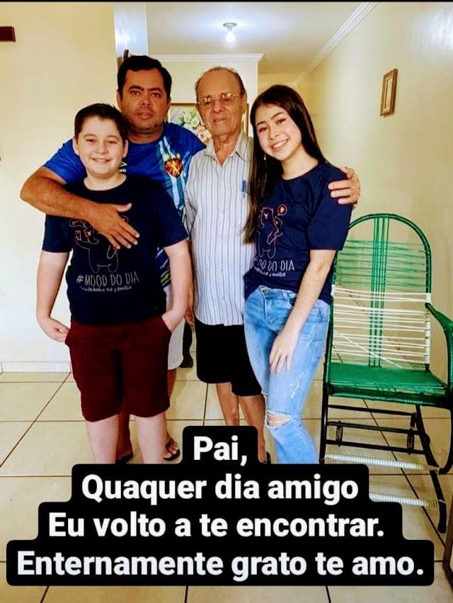 MORRE O EMPRESÁRIO ANTÔNIO DA CASTANHA DE BOM CONSELHO