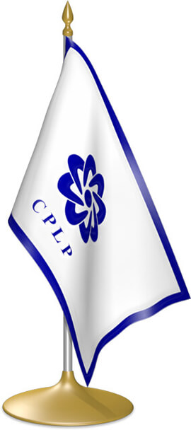 CPLP table flags - desk flags