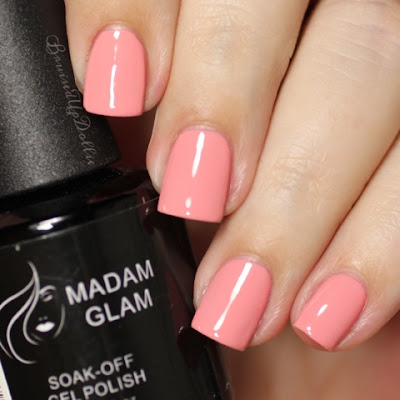 Madam Glam Gossip swatch