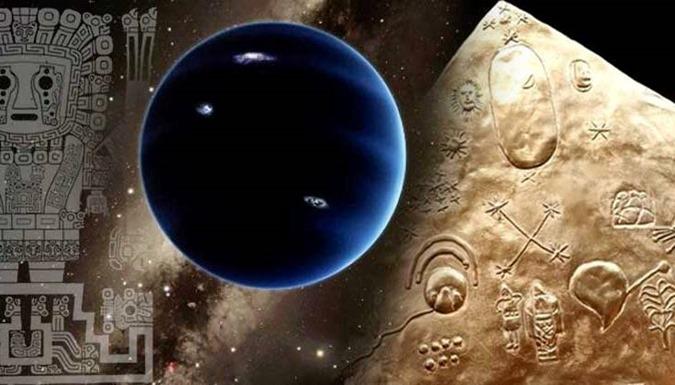 A CIVILIZAÇÃO INCA sabia da existência do Planeta NIBIRU