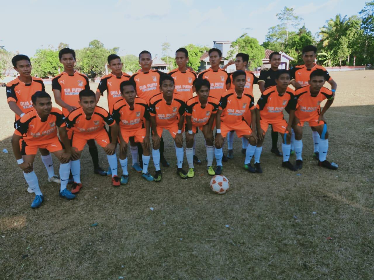 Kanco Cup II, Kesebelasan Dua Putra Saltim Berhasil Kalahkan PS Samaenre
