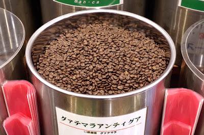 おすすめコーヒー:グアテマラ アンティグア