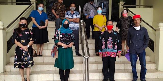 Dalami Raperda Ini, Bapemperda DPRD Palangka Raya Kunjungi Banjarbaru