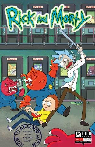 Rick & Morty 00