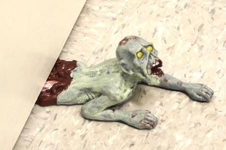 Zombie Door Stop