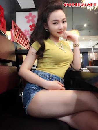 Hot girl Kim Hằng