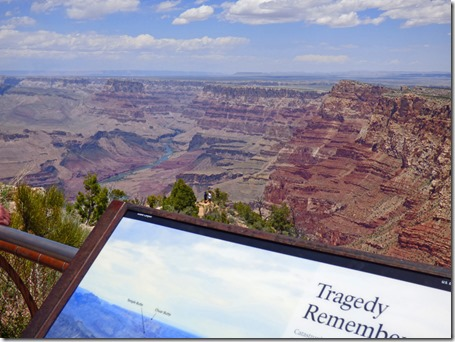 Watchtower View, Grand Canyon