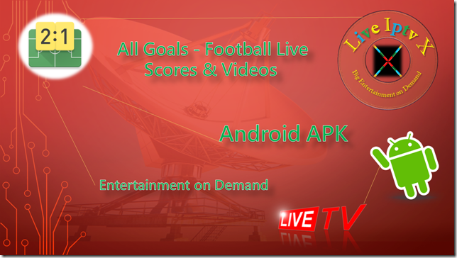 All Goals - Football Live