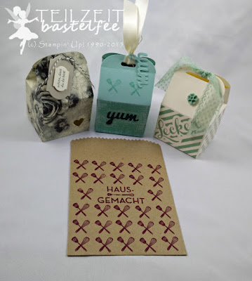 Stampin' Up! - BlogHop Hauptkatalog 2015/2016, Thinlits Box Leckereien, Baker's Box, Hausgemachte Leckerbissen, Homemade for you, Perfekte Pärchen, Petite Pairs, Box and Bags, DP Zeitlos Elegant, DSP Timeless Elegance, Alles wird gut, You've got this