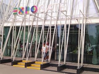 Expo gate vstup