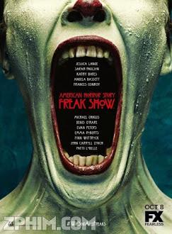 Chuyện Kinh Dị Mỹ 4: Gánh Xiếc Quái Dị - American Horror Story Season 4: Freak Show (2014) Poster