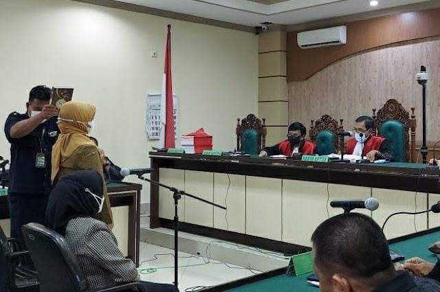 Mantan Isteri Terdakwa Kasus Dugaan Korupsi PD Baramarta Ikut Dihadirkan di Persidangan Lanjutan