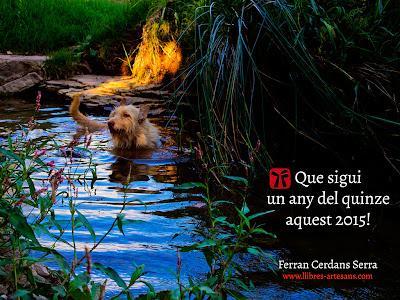 Que sigui un any del quinze : Ferran Cerdans - Llibres Artesans