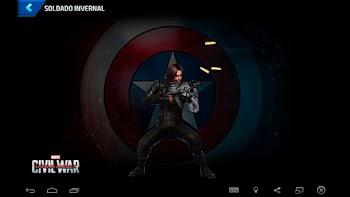 Soldado Invernal - Capitão América: Guerra Civil