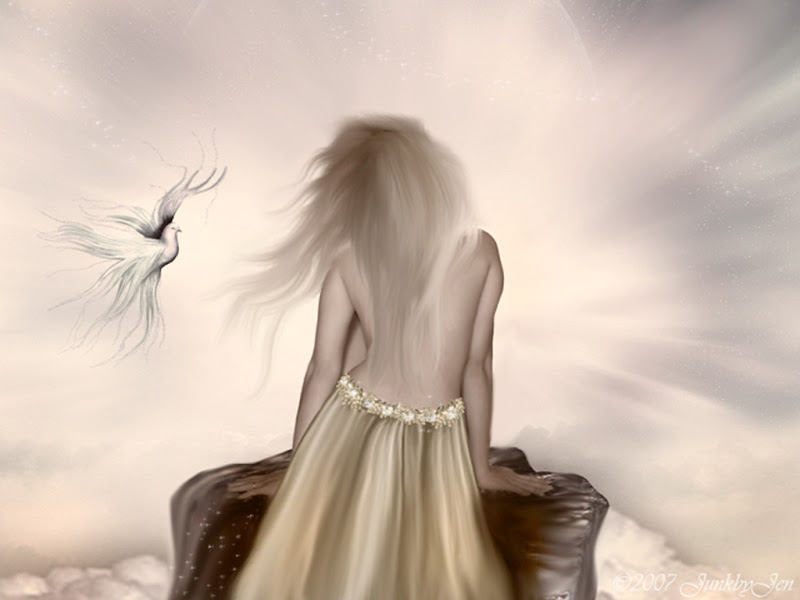 Girl Dreaming Of Love, Magic Beauties 3