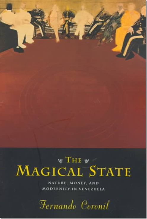Coronil Magical State book cover