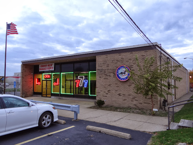 Cleveland, Ohio: discontinued Brook Park Branch post office