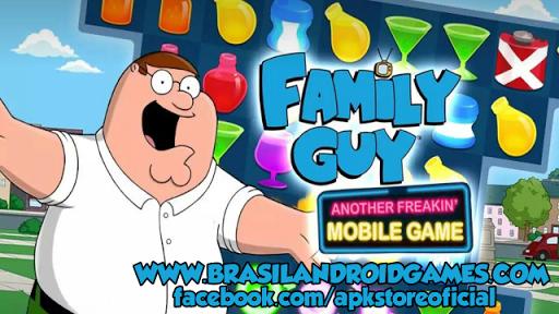 Download Family Guy Freakin Mobile Game v1.7.13 APK + MOD DINHEIRO INFINITO - Jogos Android