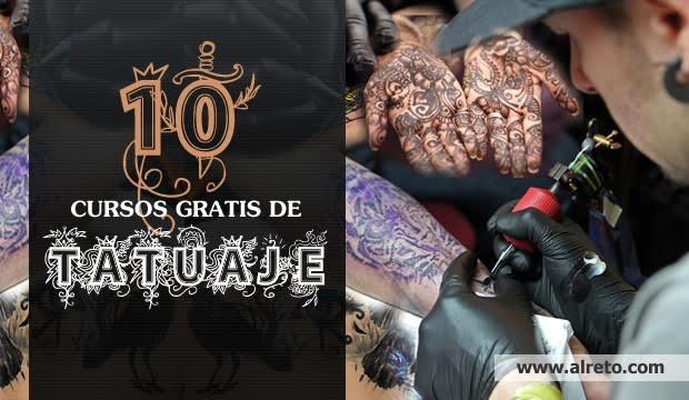 10 Cursos Gratis De Tatuaje Aprender A Tatuar En Youtube Alreto