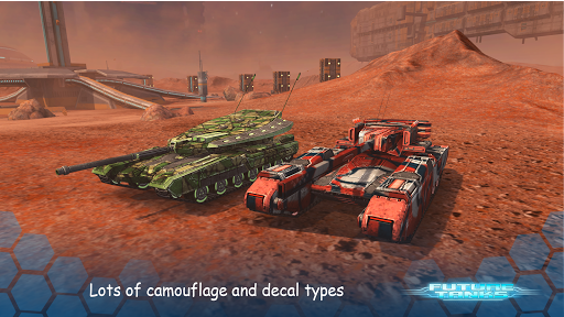 Future Tanks: Action Army Tank Games 3.60.2 de.gamequotes.net 3