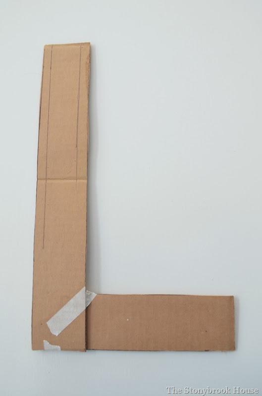 Cardboard L