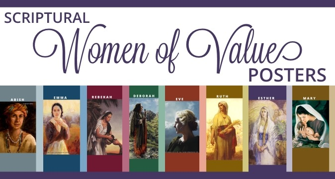 Scriptural Women of Value Poster Free Download