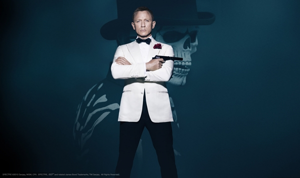 poster filem James Bond Spectre