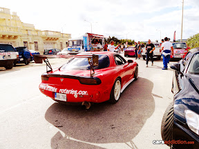 Mazda RX7 Drift Car