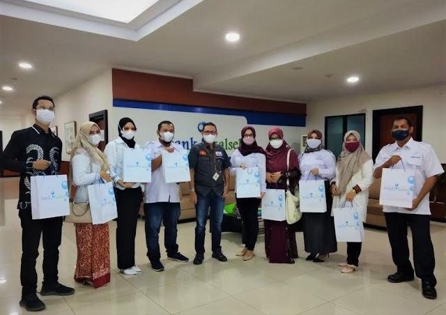Bank Kalsel Jadi Sponsor Utama South Kalimantan Travel Mart 2021, Dukung Kebangkitan Pariwisata dan Ekonomi Kalsel