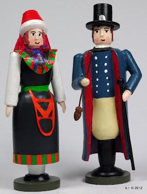 Bauernpaar aus Lebus