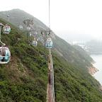 Ocean Park 1.5 km cable car