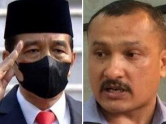 Bila Terjadi Peristiwa Tak Normal, Ferdinand Hutahaen Sebut Masa Jabatan Presiden Jokowi Layak Diparpanjang
