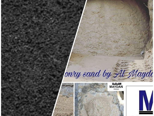 Al Maydan Building Material Trading sand supplier in uae , White