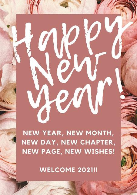 Selamat tahun baru!!