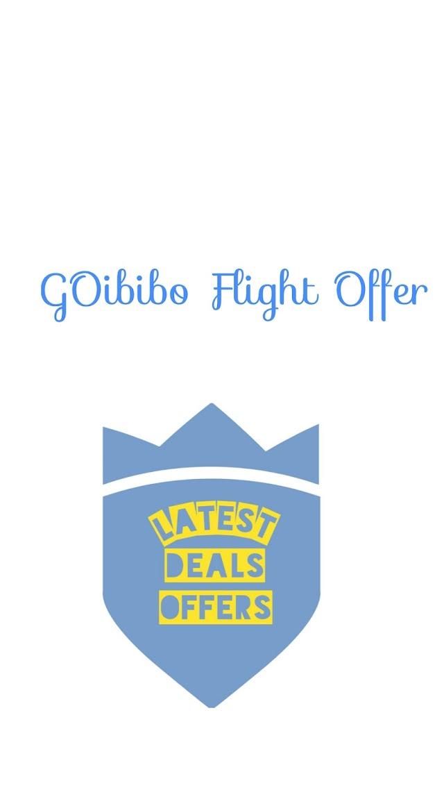 Goibibo Flight Offer