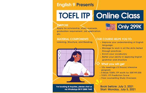 Kursus TOEFL