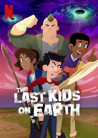 Poster Of The Last Kids on Earth 2019 Watch Online Free Download