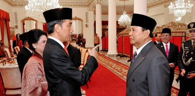 Pengamat: Kenapa Tidak Tugas Presiden Saja Yang Diberikan Jokowi Ke Prabowo?