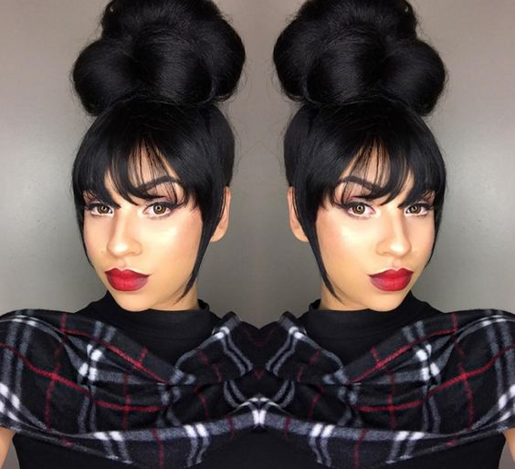 Short Curls 2019 Black Women Hairstyles. Wavy Curly hair 2019 is gorgeous, however, longer curls don't seem to be one thing we tend to all need to alter.
