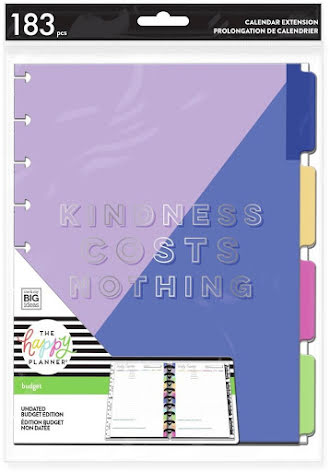 Me & My Big Ideas CLASSIC Extension Pack - Kindness Costs Nothing Budget